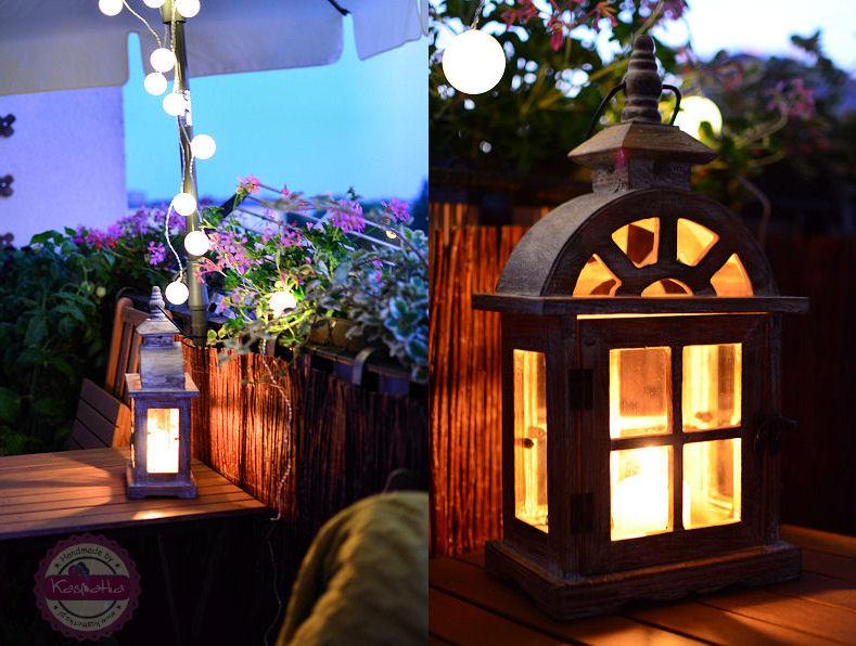 nocne oswietlenie balkonu