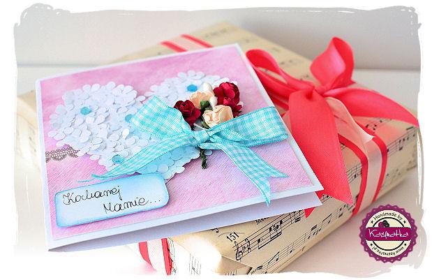 pomyslowe zapakowanie prezentu