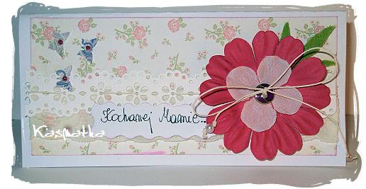 kartka dla mamy