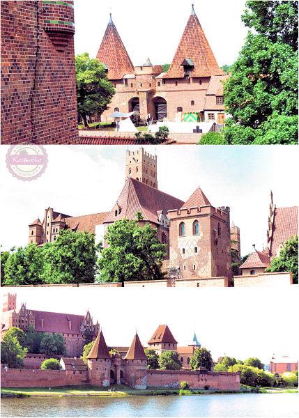Malbork zamek krzyzacki