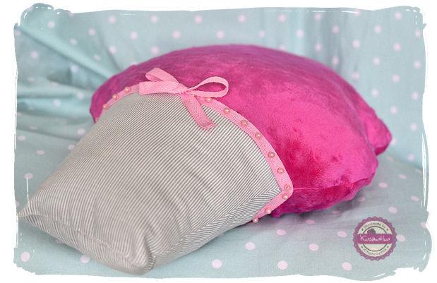 muffinka poduszeczka